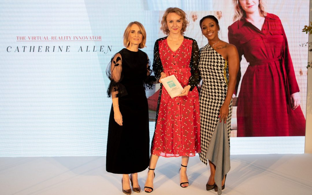 On winning a Marie Claire Future Shapers award: why it matters to me